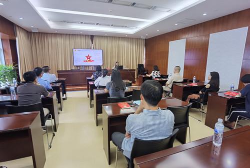 华政所孙悦律师为青岛市消保委系统做《民法典与消费者保护权益》主题讲座