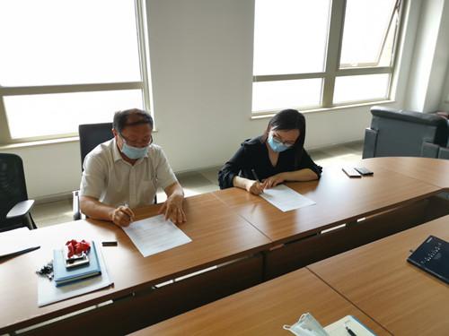 华政所与青岛市机械电子工程学会签订合作协议